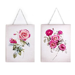 Graham & Brown Botanical Bloom Canvas Wall Art