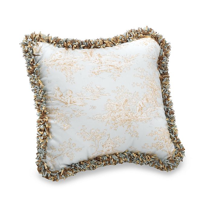Alternate image 1 for Glenna Jean Central Park Toile Throw Pillow