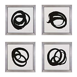 Bassett Mirror Company Kinetic Framed Wall Art Collection