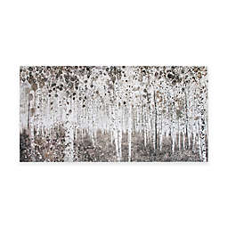 Graham & Brown Neutral Watercolor Woods Canvas Wall Art