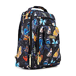 Ju-Ju-Be® Be Right Back Social Butterfly Diaper Backpack in Black
