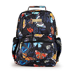 Ju-Ju-Be® Be Packed Social Butterfly Diaper Backpack in Black