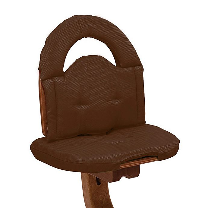 Alternate image 1 for Svan® High Chair Cushion in Chocolate
