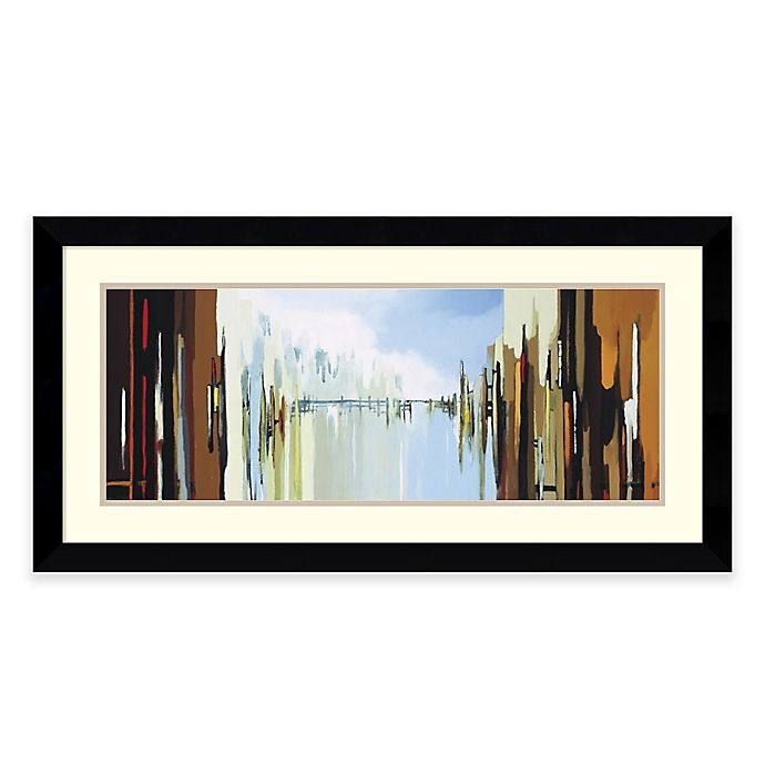 Alternate image 1 for Gregory Lang Urban Abstract Framed Wall Art