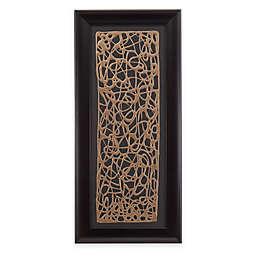 Bassett Mirror Company Decograph Panel 21-Inch x 45-Inch Wall Art