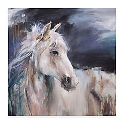 Bassett Mirror Company Mystical Horse II Canvas Wall Art