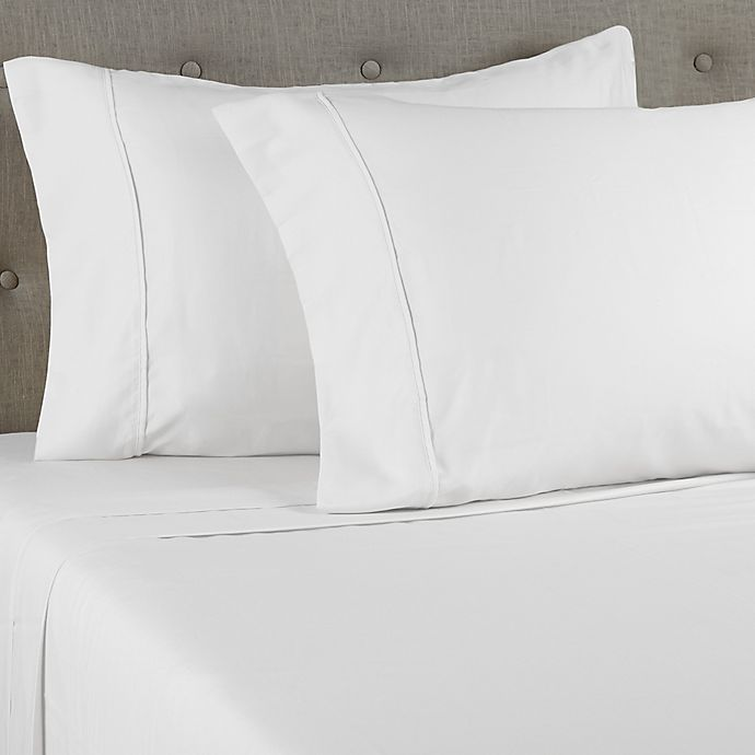 Alternate image 1 for Grand Hotel Estate 1000-Thread-Count 6-Piece King Sheet Set in White