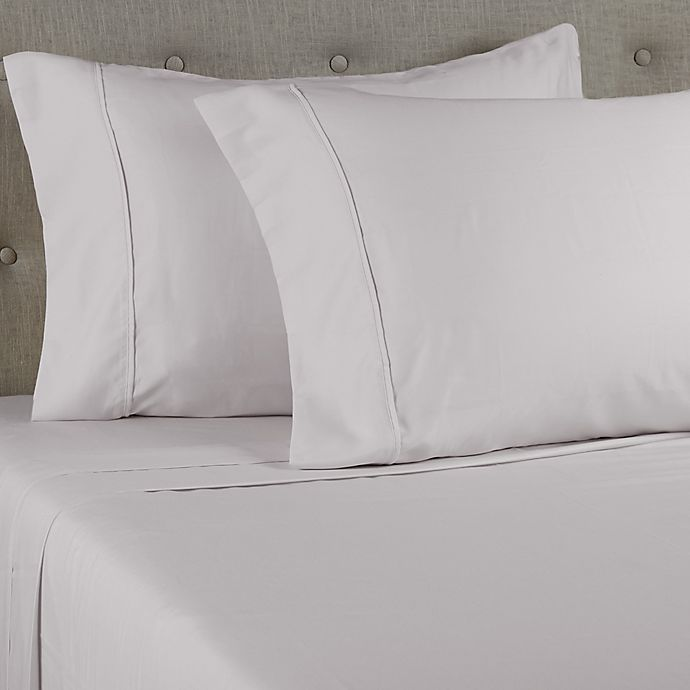 Alternate image 1 for Grand Hotel Estate 1000-Thread-Count 6-Piece Queen Sheet Set in Grey