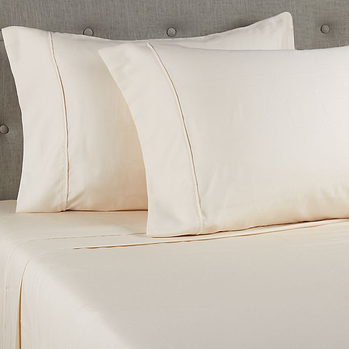 Alternate image 1 for Grand Hotel Estate 1000-Thread-Count 6-Piece King Sheet Set in Ivory