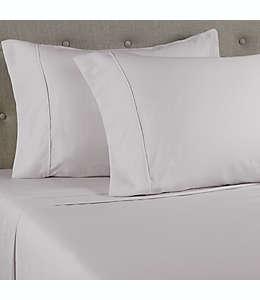 Juego de sábanas queen Wamsutta® de 1200 hilos color gris
