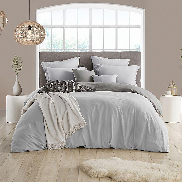 Alternate image 1 for Swift Home Prewashed 3-Piece Reversible Duvet Cover Set