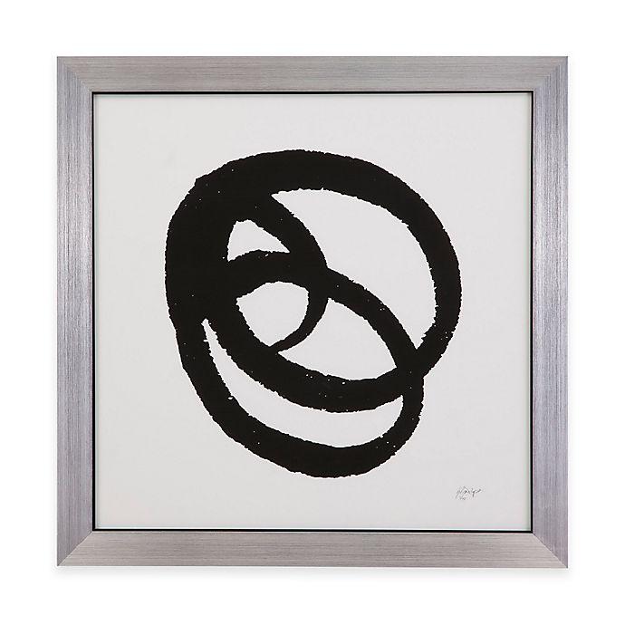 Alternate image 1 for Bassett Mirror Company Kinetic IV Framed Wall Art