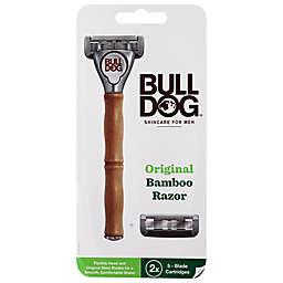 Bull Dog™ Men's Original Bamboo Razor Kit