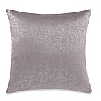 Make-Your-Own-Pillow Buckingham Streets Throw Pillow Cover in Silver