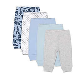 The Peanutshell® Size 3M 5-Pack Dinos and Dots Pants