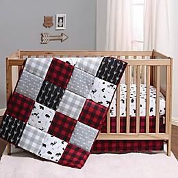 PS by the peanutshell™ Buffalo Plaid 3-Piece Crib Bedding Set