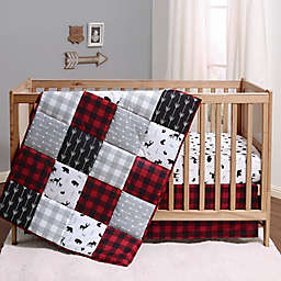 PS by the peanutshell™ Buffalo Plaid 3-Piece Crib Bedding Set