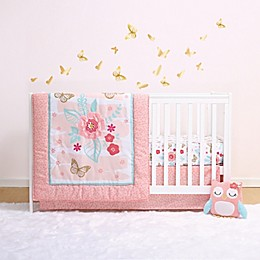 PS by the peanutshell™ Aflutter 3-Piece Crib Bedding Set