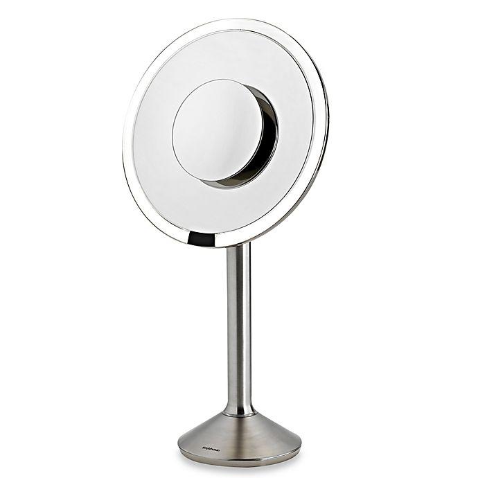 Alternate image 1 for simplehuman® 8-Inch Sensor Mirror Pro