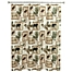 Part of the Bacova Lodge Memories Shower Curtain