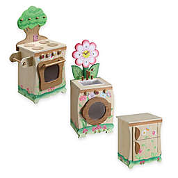 Teamson Enchanted Forest Play Kitchen Collection