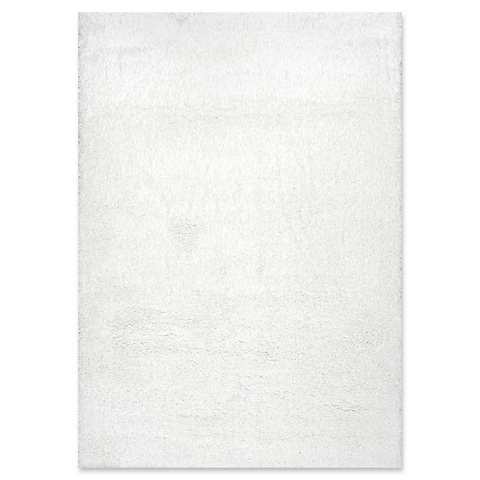 Alternate image 1 for nuLOOM Gynel Cloudy Shag Rug