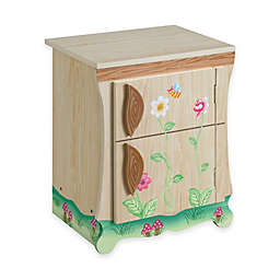 Teamson Enchanted Forest Play Kitchen Fridge