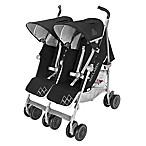 Maclaren® Twin Techno Stroller in Black