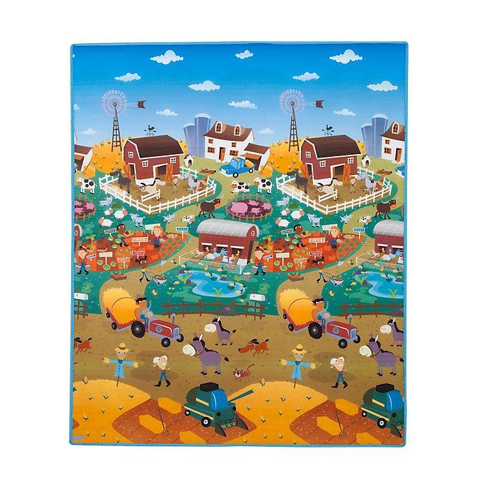 Alternate image 1 for Prince Lionheart City/Farm playMAT