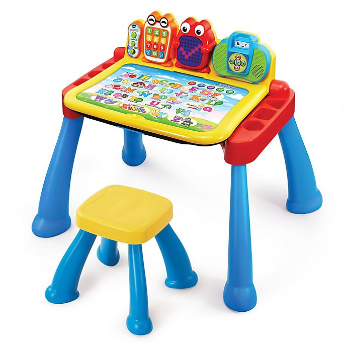 Alternate image 1 for VTech® Touch & Learn Activity Desk™ Deluxe