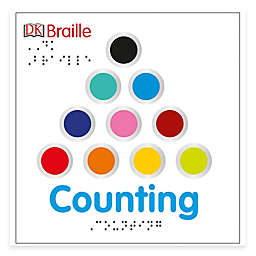 """DK Braille: Counting"" Board Book"
