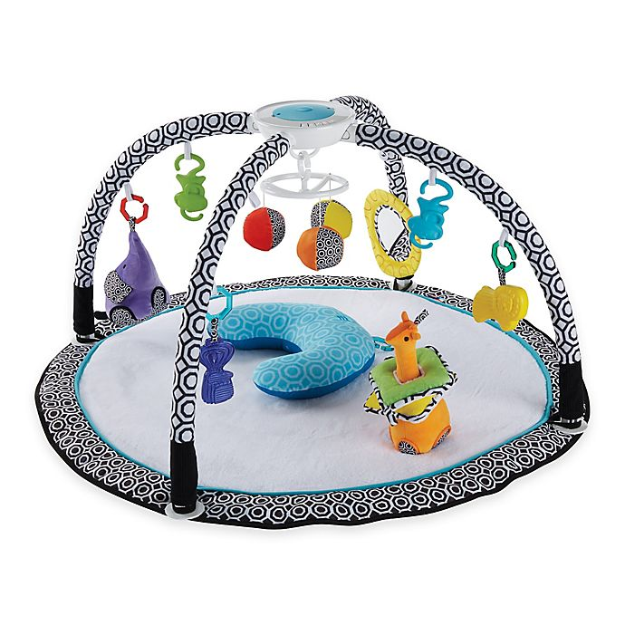 Alternate image 1 for Jonathan Adler® Crafted by Fisher-Price® Sensory Gym