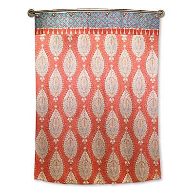 Dena™ Home Kaiya Shower Curtain in Rust