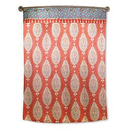 Bombay Rust Shower Curtain