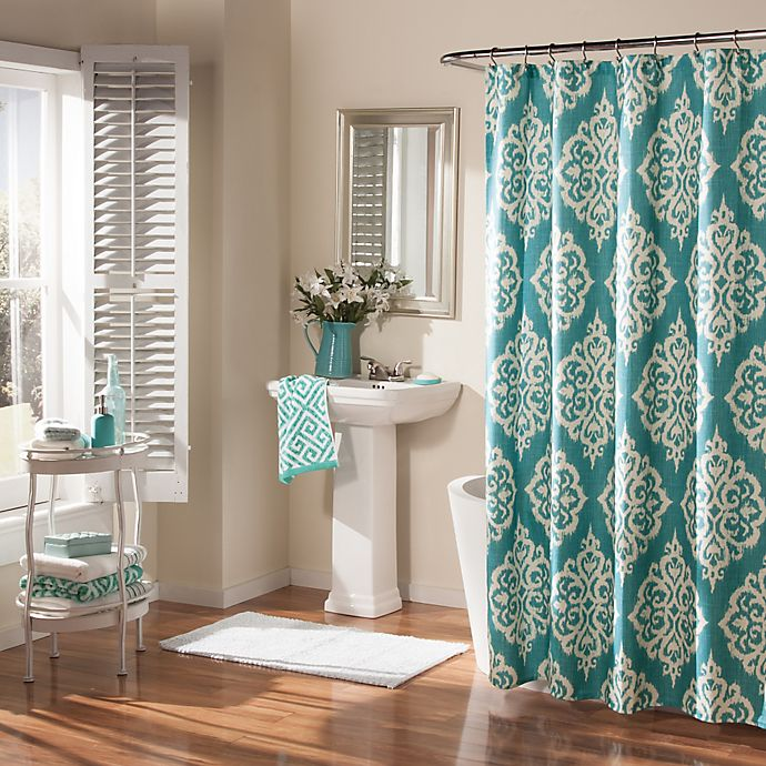 Mstyle Tangier Shower Curtain