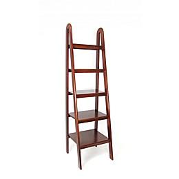 Wayborn Ladder Storage Shelf Bookcase