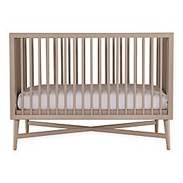DwellStudio® Mid-Century 3-in-1 Crib in Fog Grey