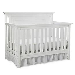 Ti Amo Carino 4-In-1 Convertible Crib in Snow White