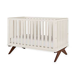 DwellStudio Norfolk 3-in-1 Convertible Crib in French White