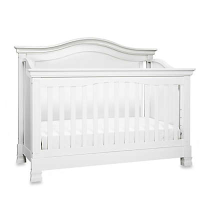 Million Dollar Baby Classic Louis 4-in-1 Convertible Crib in White