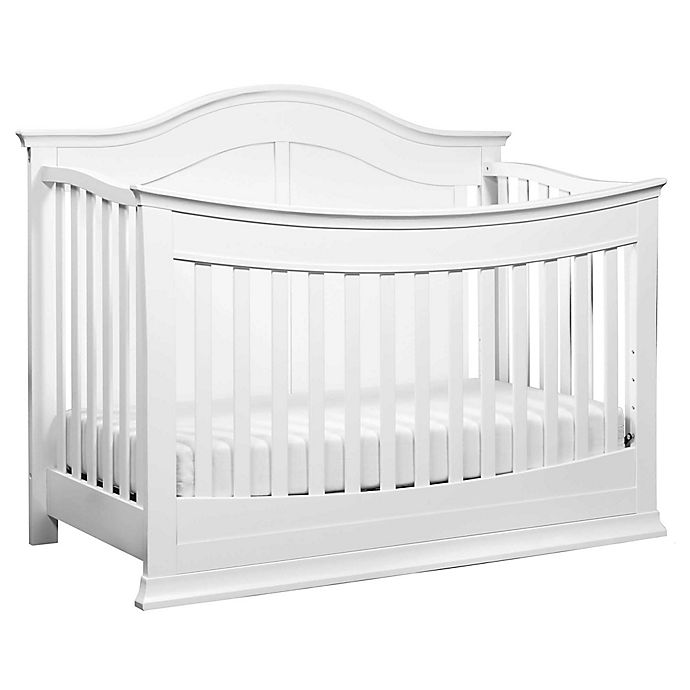 Alternate image 1 for Meadow 4-In-1 Convertible Crib