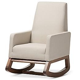 Braxton Studio Yashiya Rocking Chair