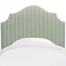 Skyline Furniture Nancy Headboard in Fritz Oasis