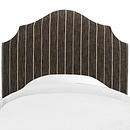 Skyline Furniture Nancy Headboard in Fritz Peppercorn