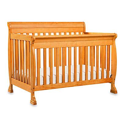 DaVinci Kalani 4-In-1 Convertible Crib in Oak