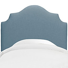 Skyline Furniture Nancy Headboard in Denim