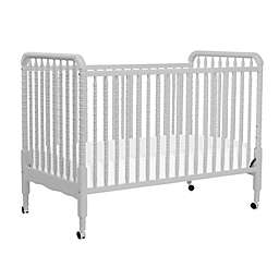 DaVinci Jenny Lind 3-in-1 Convertible Crib in Fog Grey