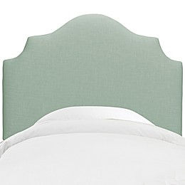 Skyline Furniture Nancy Headboard in Swedish Blue