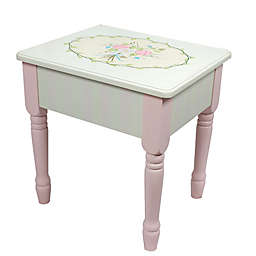 Teamson Fantasy Fields Bouquet Vanity Stool