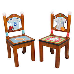 Teamson Fantasy Fields Lil Sport Chairs (Set of 2)